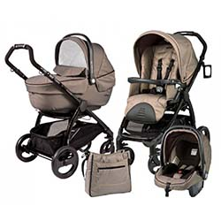 TRIO PEG PEREGO BOOK GEO