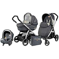 TRIO PEG PEREGO BOOK POP UP DENIM